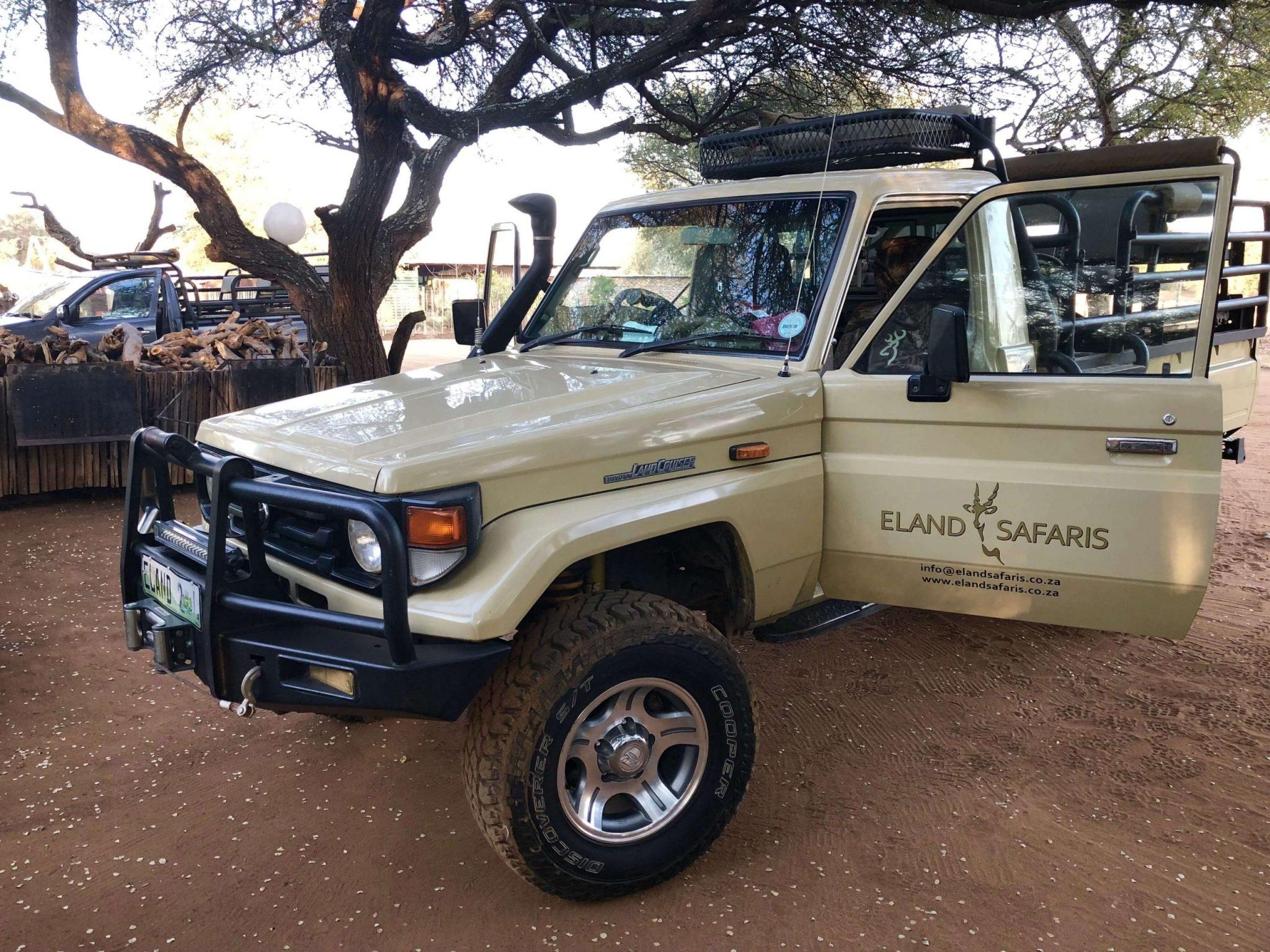 Eland Safaris