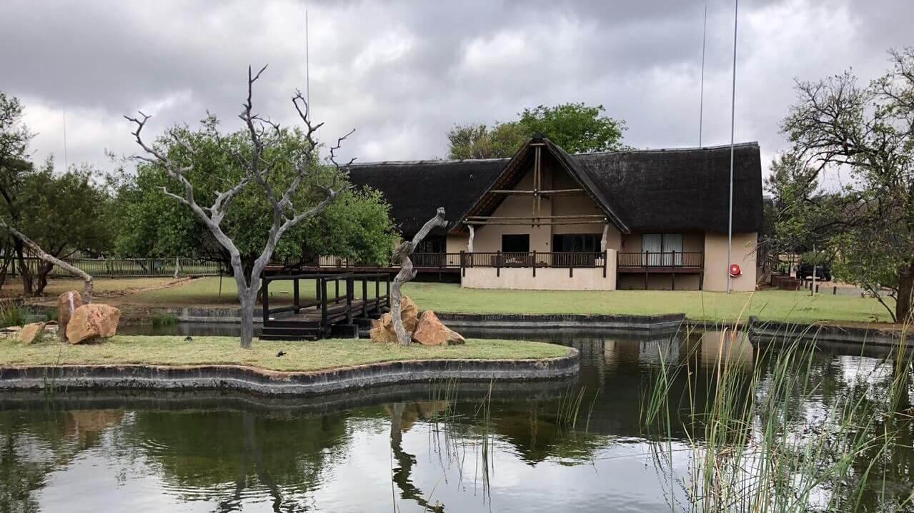 Kuduwane Game Lodge
