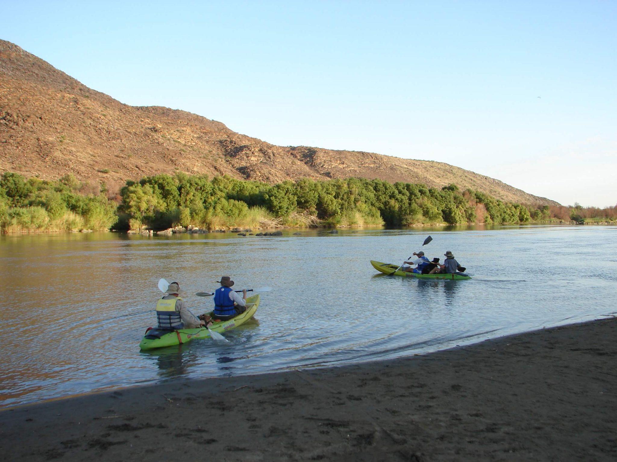 Orange River Hunting & Safari's